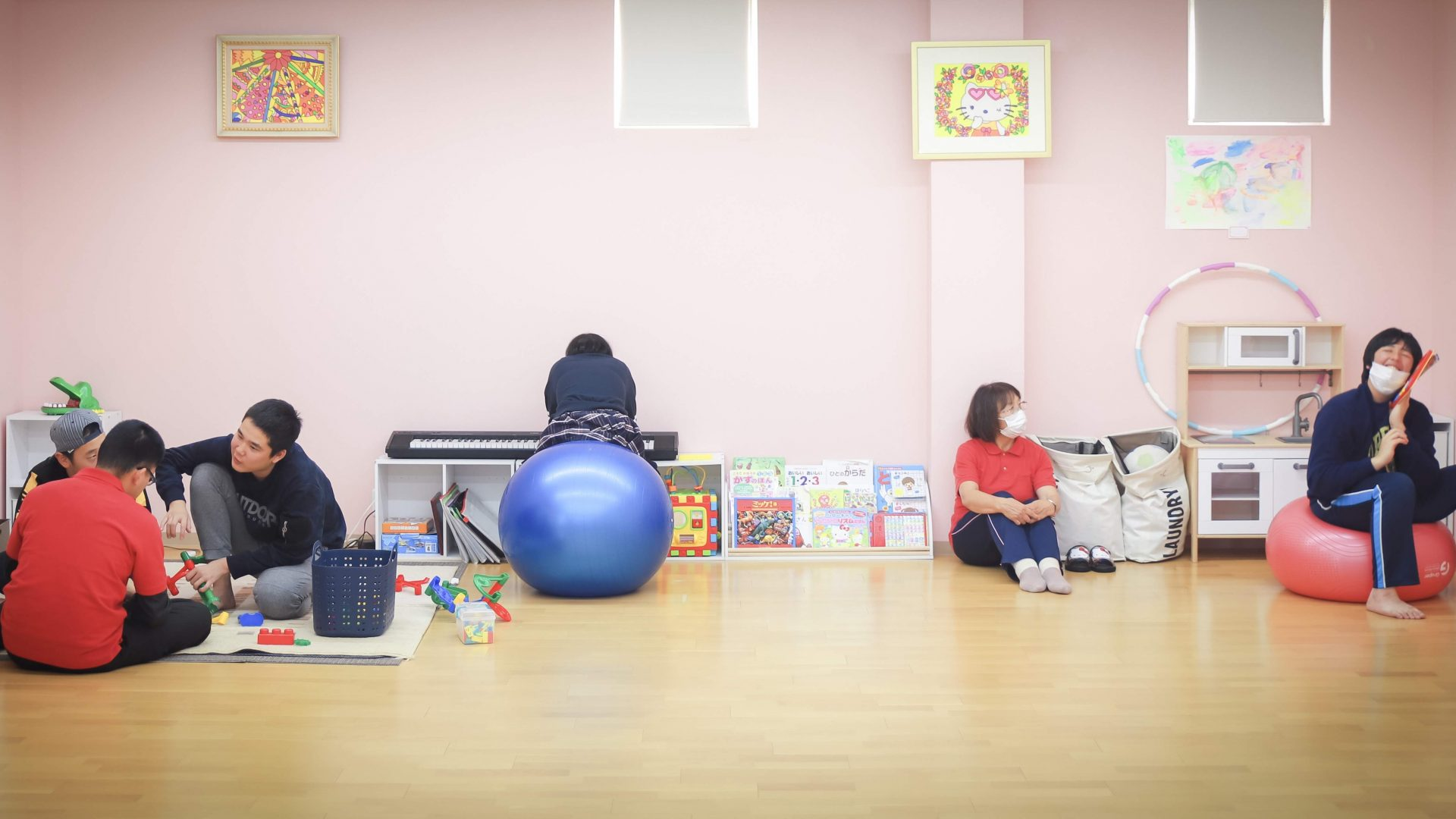 ゴールデンはうす|池田市の放課後等デイサービス・児童発達支援サービス